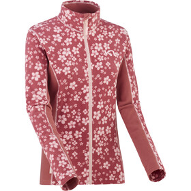 Kari Traa Tveband Fleece Damer, taffy